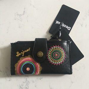 Desigual Basic Audrey wallet